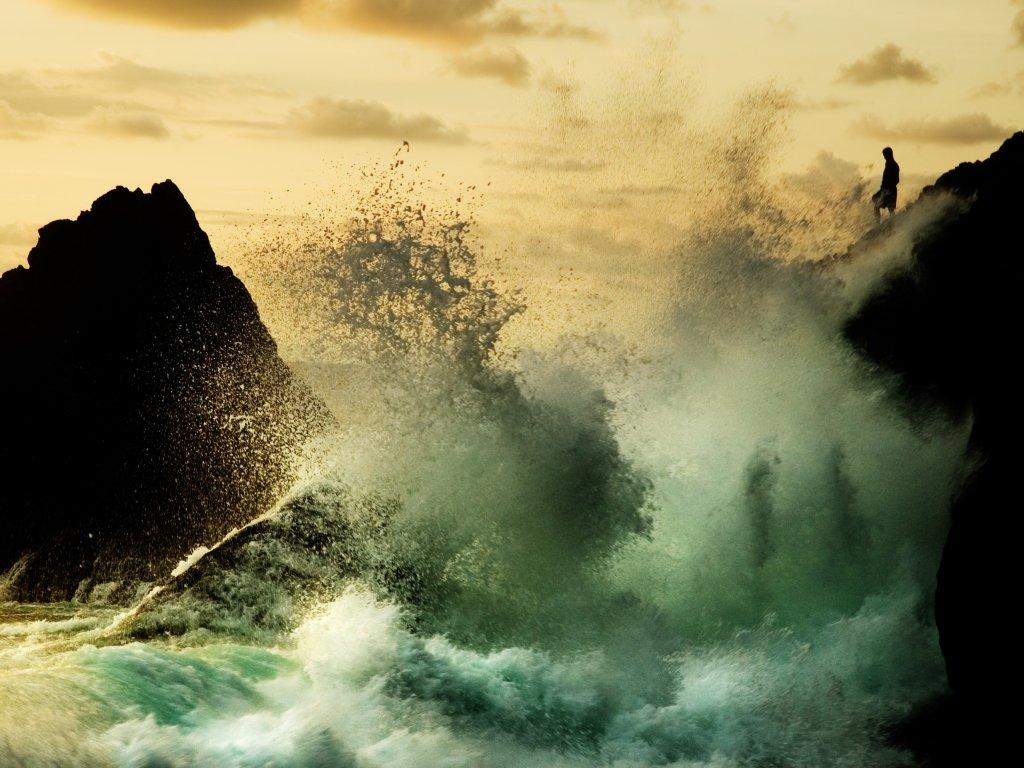roca y marea